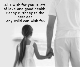 Father Birthday Wishes
