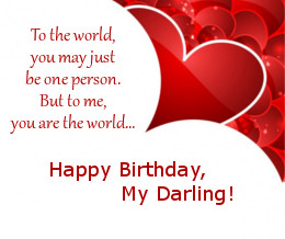 Love birthday wishes latest happy birthday messages sms for love do you want to express your love to your special someone send your lover a romantic love birthday message and let them know how much you love them m4hsunfo