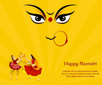 Navratri quotes – special wishes & quotes for navratri 2018