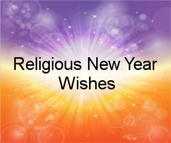 new year religious wishes